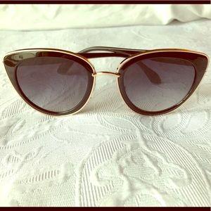 New Black Cat Eye Sunglasses
